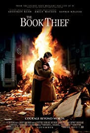 the book thief imdb the book thief poster