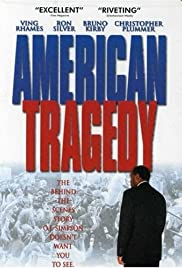 American Tragedy (2000) Poster - Movie Forum, Cast, Reviews