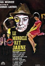 The Monocle(1964) Poster - Movie Forum, Cast, Reviews