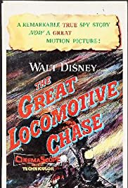 The Great Locomotive Chase Poster