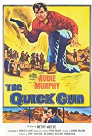 The Quick Gun Poster