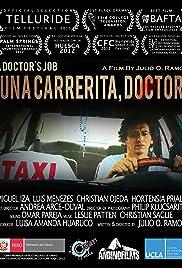 ¡Una carrerita, Doctor! Poster