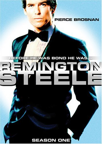 Pierce Brosnan in Remington Steele (1982)