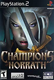 Champions of Norrath: Realms of EverQuest Poster