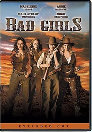 Poster Bad Girls