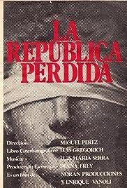 The Lost Republic Poster