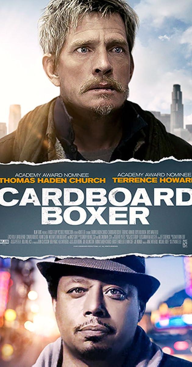 Cardboard Boxer 2016
