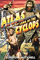 Atlas Against the Cyclops (1961) Poster