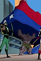 Image of Justice League Unlimited: Patriot Act