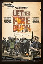 Image of Let the Fire Burn