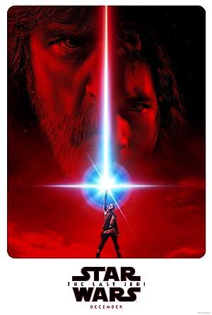 Poster Star Wars: Die letzten Jedi