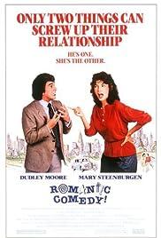 Romantic Comedy(1983) Poster - Movie Forum, Cast, Reviews