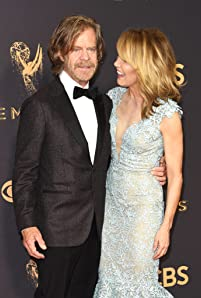 William H. Macy and Felicity Huffman at an event for The 69th Primetime Emmy Awards (2017)