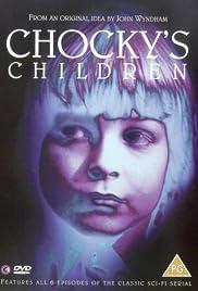 Chocky's Children Poster