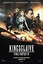 Primary image for Kingsglaive: Final Fantasy XV