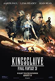 Kingsglaive: Final Fantasy XV (2016) Poster - Movie Forum, Cast, Reviews