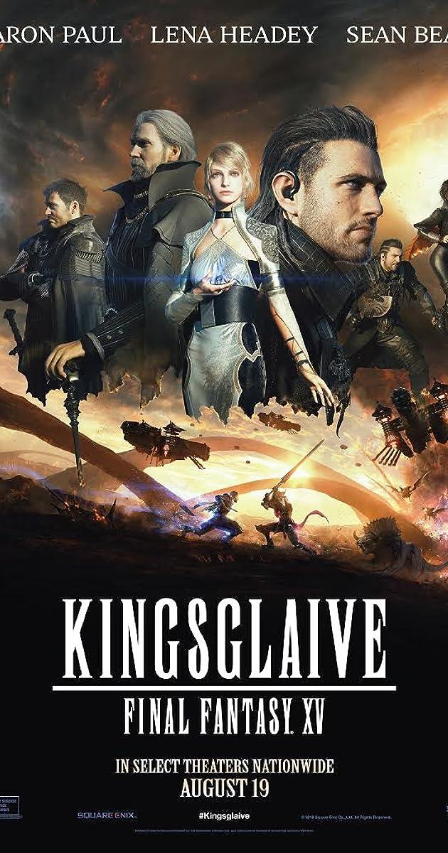 Kingsglaive: Final Fantasy XV (2016) - IMDb