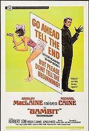 Gambit(1966) Poster - Movie Forum, Cast, Reviews
