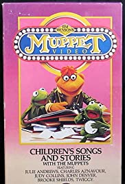 Childrens Songs and Stories with the Muppets Poster