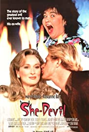 She-Devil (1989) Poster - Movie Forum, Cast, Reviews