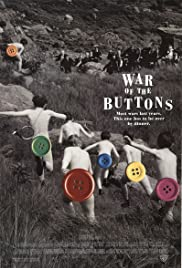 War of the Buttons (1994) Poster - Movie Forum, Cast, Reviews