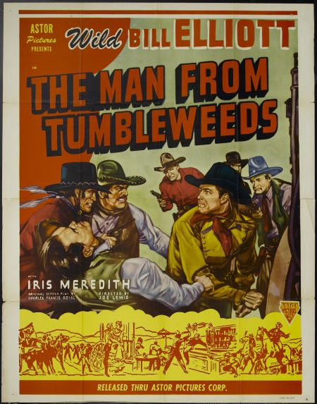 image The Man from Tumbleweeds Watch Full Movie Free Online