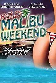 Wild Malibu Weekend! Poster