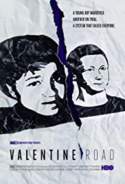 Valentine Road (2013) Poster - Movie Forum, Cast, Reviews