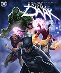 Justice League Dark 2017 Poster