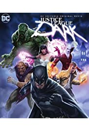 Watch Movie Justice League Dark (2017)