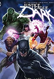 Justice League Dark (2017) Poster - Movie Forum, Cast, Reviews