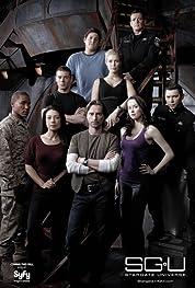 Stargate Universe - Season 1 poster