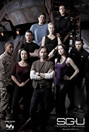 SGU Stargate Universe Poster - TV Show Forum, Cast, Reviews