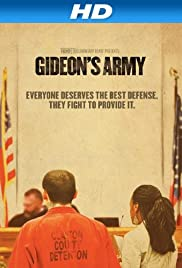Gideon's Army Poster