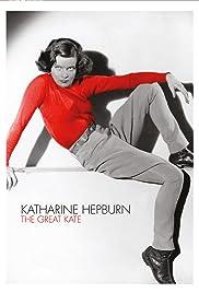 Katharine Hepburn: The Great Kate Poster