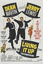 Living It Up (1954) Poster - Movie Forum, Cast, Reviews
