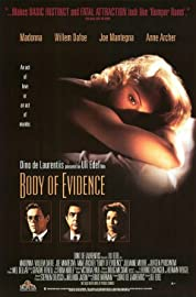 Body of Evidence poster