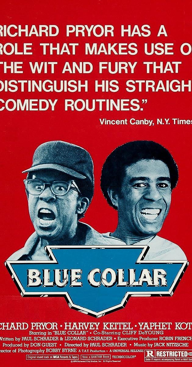 Ford Of Franklin >> Blue Collar (1978) - IMDb