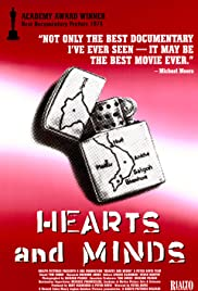 Hearts and Minds(1974) Poster - Movie Forum, Cast, Reviews