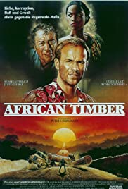 African Timber Poster