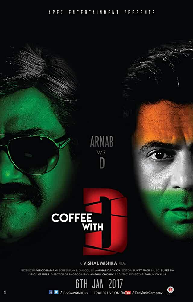 Coffee With D 2017 Hindi Full Movie Watch Online Free Download At Movies365.in