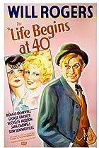 Image of Life Begins at 40