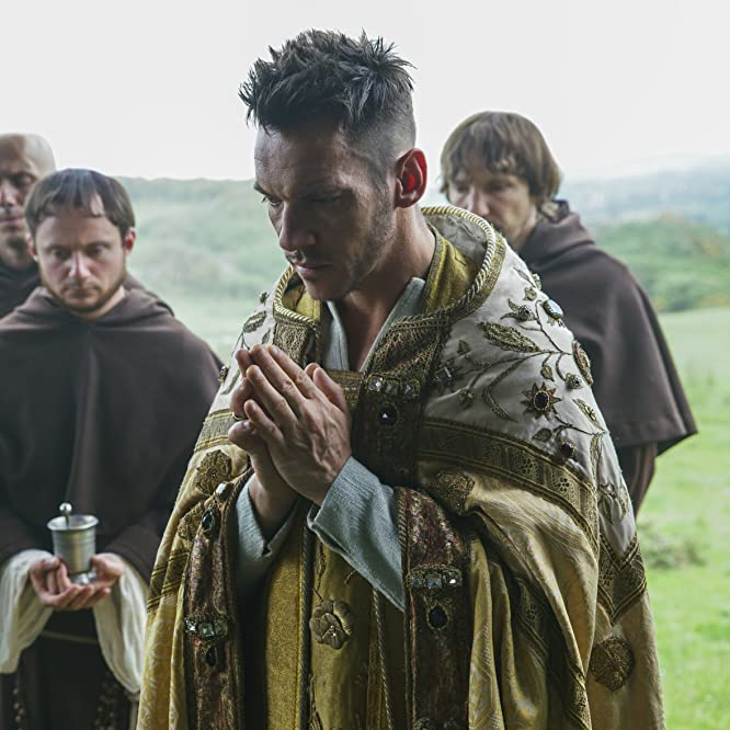 Jonathan Rhys Meyers in Vikings (2013)
