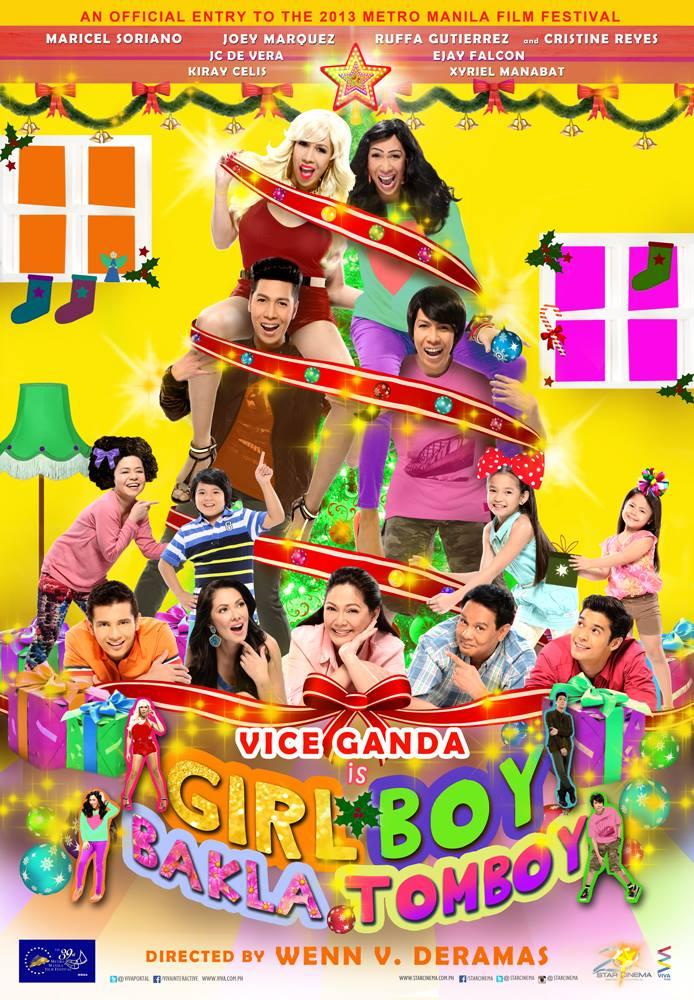 Girl, Boy, Bakla, Tomboy (2013) DVDRip