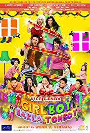 Girl, boy, bakla, tomboy(2013) Poster - Movie Forum, Cast, Reviews