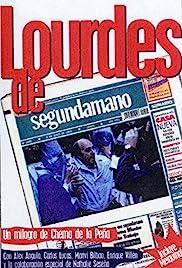 Lourdes de segunda mano Poster
