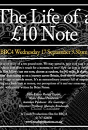 The Life of a Ten Pound Note Poster