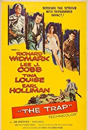 The Trap (1959) Poster - Movie Forum, Cast, Reviews