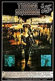 Times Square (1980) Poster - Movie Forum, Cast, Reviews