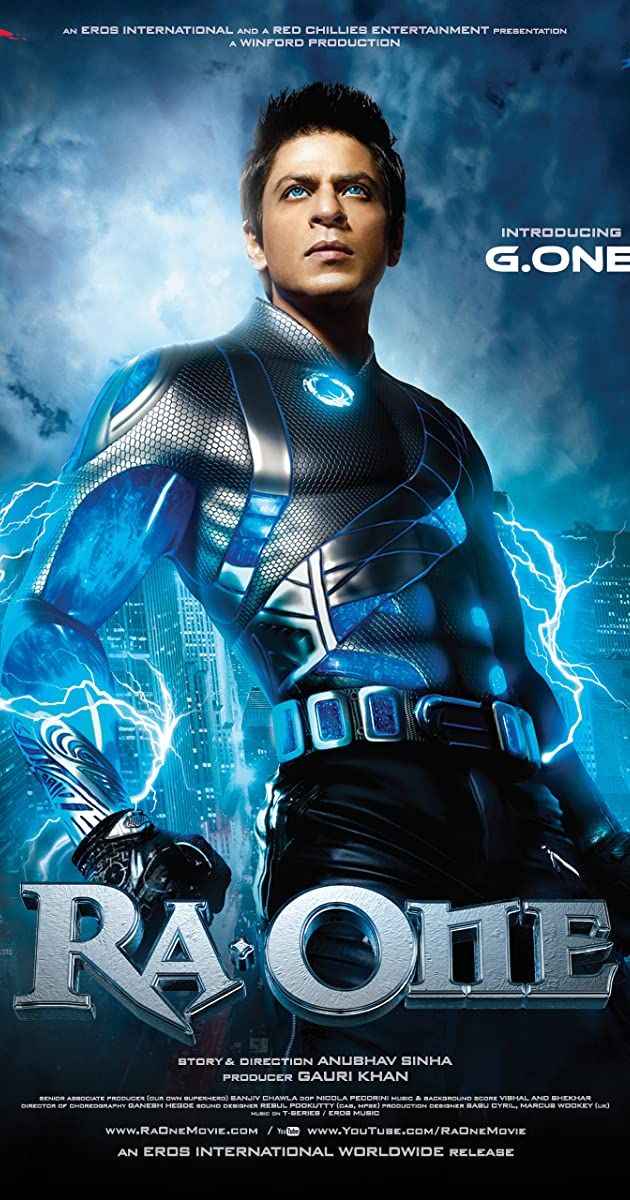 Ra One Legendado